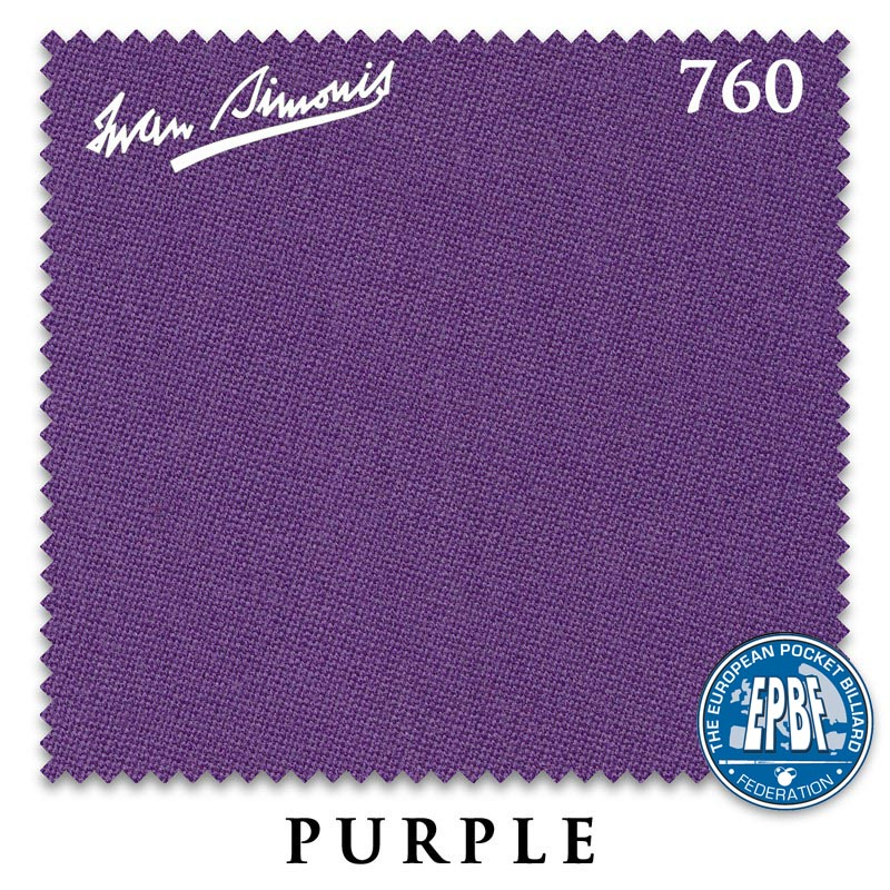Сукно Iwan Simonis 760 Purple